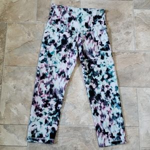Old Navy Active Compression Crop Leggings S/P